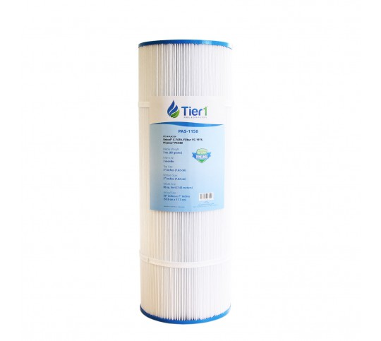 817-0081 Waterway 178580 Pentair Comparable Tier1 Replacement Pool and Spa Filter