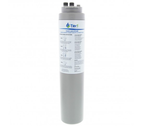 Tier1 Smart Tap Under-Sink Water Filtration System Replacement Filter Cartridge