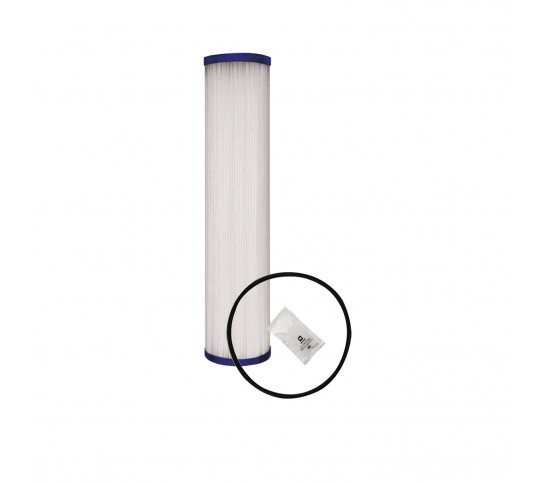 SPC-25-1030 Hydronix Comparable Tier1 Pleated Polyester Replacement Filter Cartridge Kit