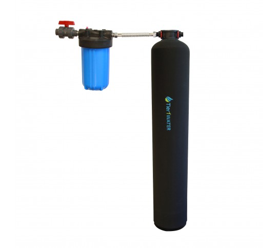 Tier1 Eco Series Whole House Water Filtration System for Chlorine, Taste & Odor Reduction
