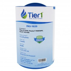 817-0050 Waterway PWW50 Pleatco Comparable Tier1 Replacement Pool and Spa Filter