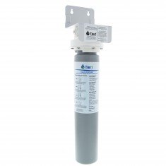 Tier1 Under Sink Drinking Water Filtration System - reduces Chlorine, Taste & Odor, Lead, Mercury, VOCs