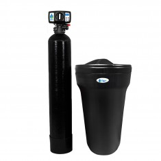 Tier1 Elite Series 30,000 Grain High Efficiency Digital Water Softening System for Hardness, Iron and Manganese Reduction