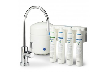 4-Stage Tier1 Quick Change Reverse Osmosis System